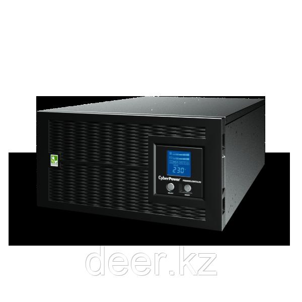 Интерактивный ИБП, CyberPower PR6000ELCDRTXL5U, выходная мощность 6000VA/4500W