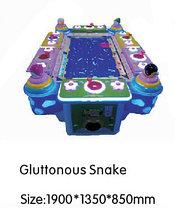 Игровой автомат - Gluttonouns Snake