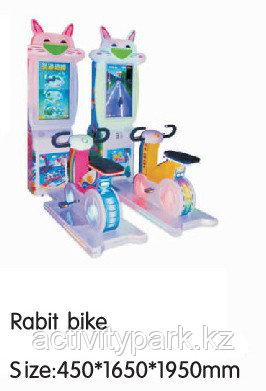 Игровой автомат - Rabit bike