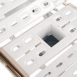 Кровать 4-секционная механическая со специальным санитарным приспособлением  Armed RS104-E, фото 4