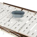 Кровать 4-секционная механическая со специальным санитарным приспособлением  Armed RS104-E, фото 3