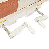 Кровать 4-секционная механическая со специальным санитарным приспособлением  Armed RS104-E, фото 10