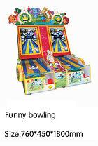 Игровой автомат - Adventure bowling