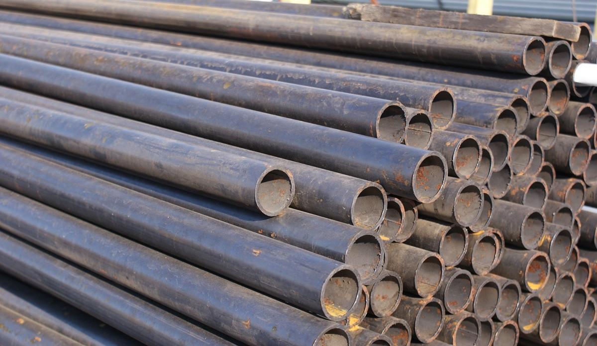 Труба стальная 80х80х2 Ст3 L=6м