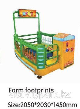 Игровой автомат - Farm footprints