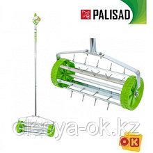 Аэратор газонный с металлическим черенком. PALISAD 62031
