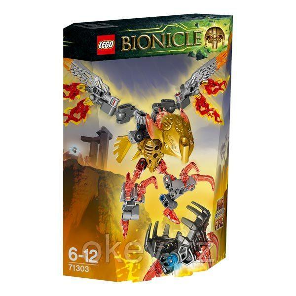LEGO Bionicle: Икир, тотемное животное огня 71303