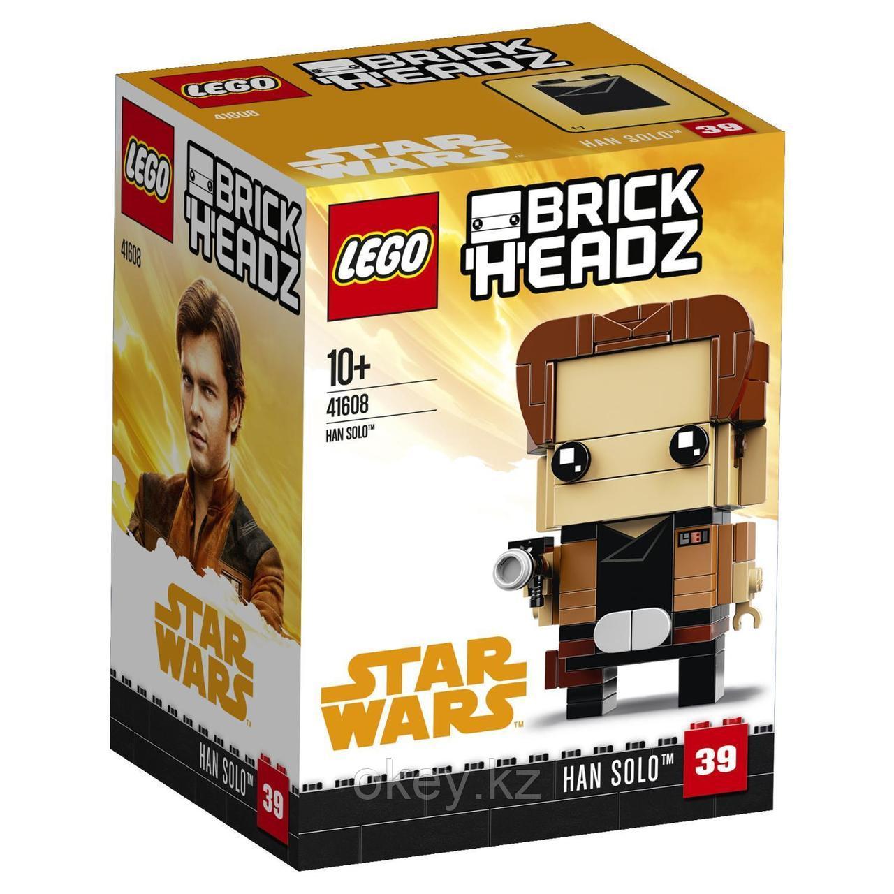 LEGO BrickHeadz: Хан Соло 41608