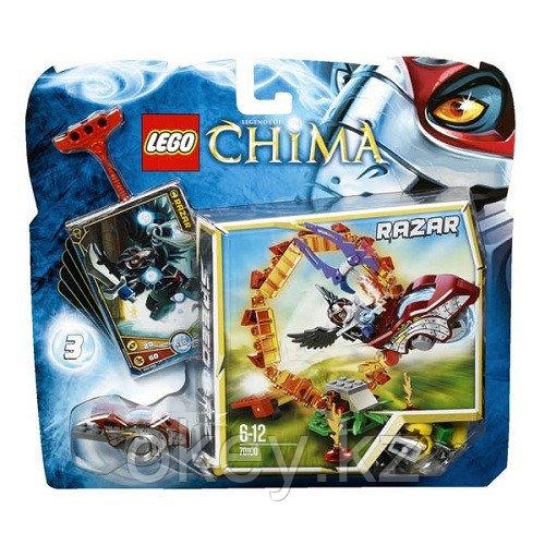 LEGO Chima: Кольцо Огня 70100