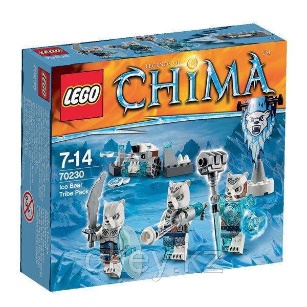 LEGO Chima: Лагерь Ледяных медведей 70230