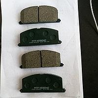 Тормозные колодки передние COROLLA AE100, AE110