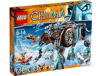 LEGO Chima: Ледяной мамонт-штурмовик Маулы 70145