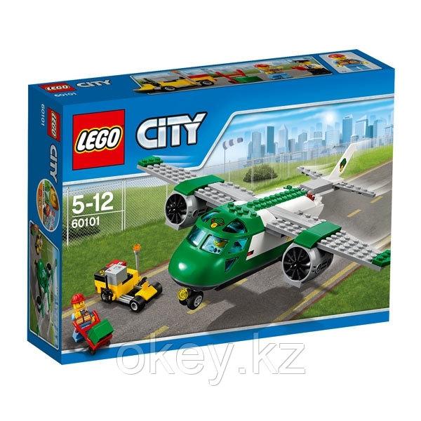 LEGO City: Грузовой самолёт 60101