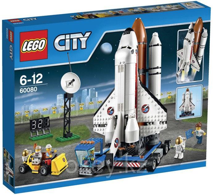 LEGO City: Космодром 60080