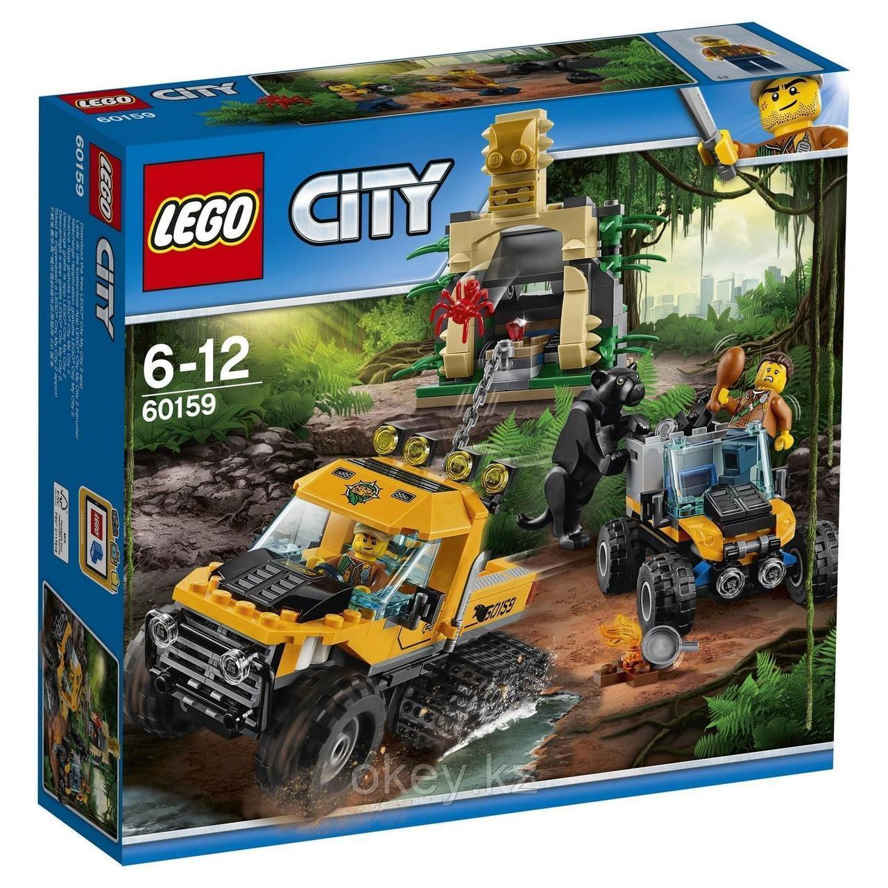 LEGO City: Миссия: Исследование джунглей 60159