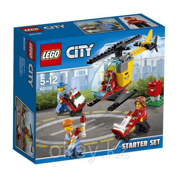 LEGO City: Набор Аэропорт для начинающих 60100