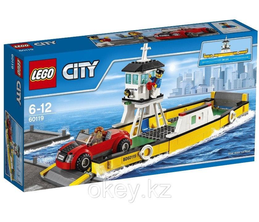 LEGO City: Паром 60119