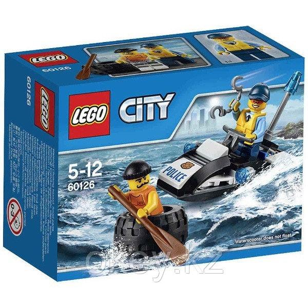 LEGO City: Побег в шине 60126