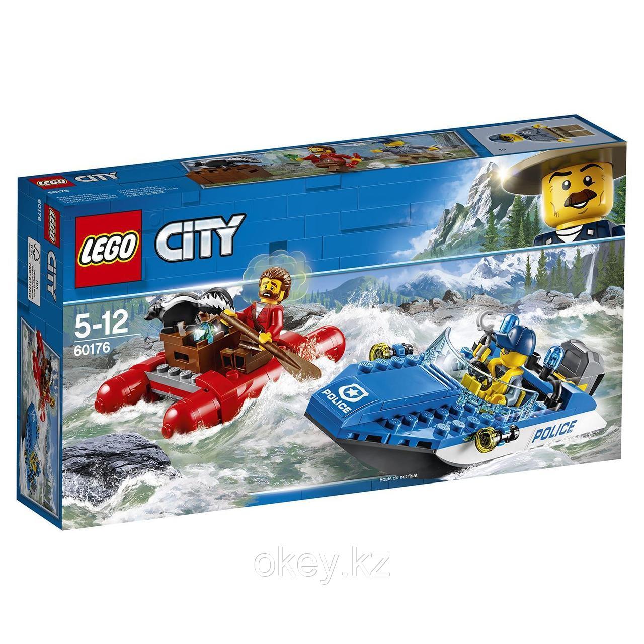 LEGO City: Погоня по горной реке 60176
