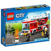 LEGO City: Пожарный автомобиль с лестницей 60107
