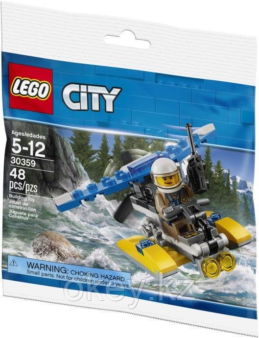 LEGO City: Полицейский гидросамолёт 30359