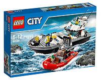 LEGO City: Полицейский патрульный катер 60129