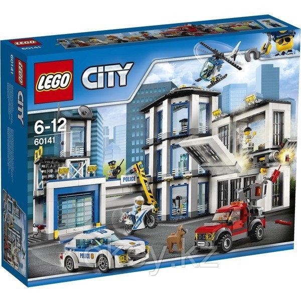 LEGO City: Полицейский участок 60141