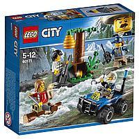 LEGO City: Убежище в горах 60171
