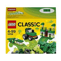 LEGO Classic: Зелёный набор для творчества 10708