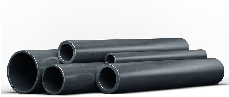 Труба водогазопроводная ВГП 50 мм ст. 3 ГОСТ 3262