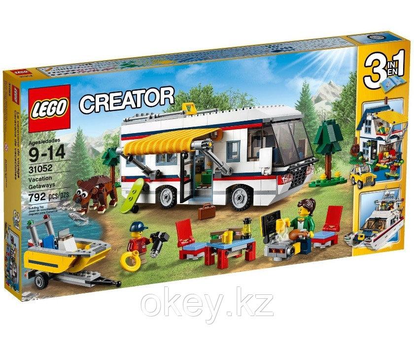 LEGO Creator: Кемпинг 31052