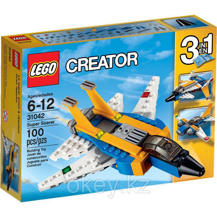 LEGO Creator: Реактивный самолет 31042