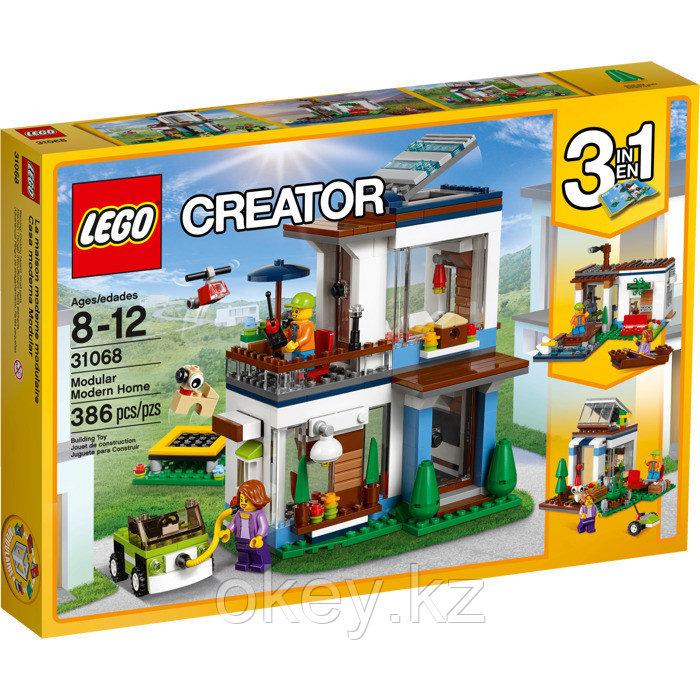 LEGO Creator: Современный дом 31068