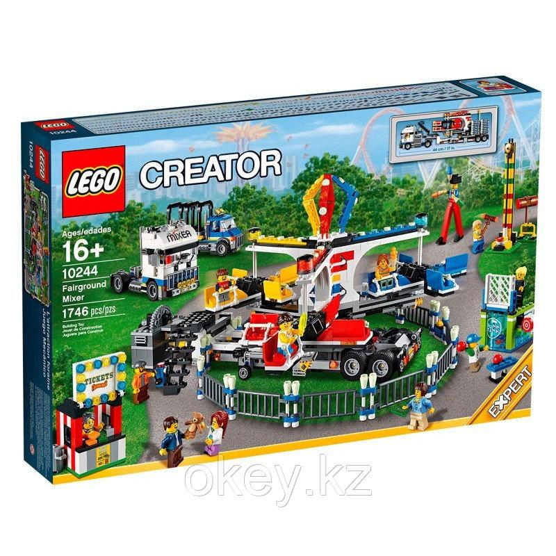 LEGO Creator: Ярморочная кутерьма / площадь 10244