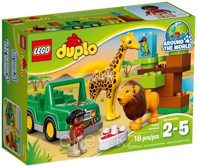 LEGO Duplo: Вокруг света: Африка 10802
