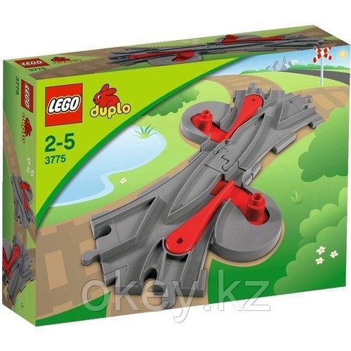 LEGO Duplo: Железнодорожные стрелки 3775
