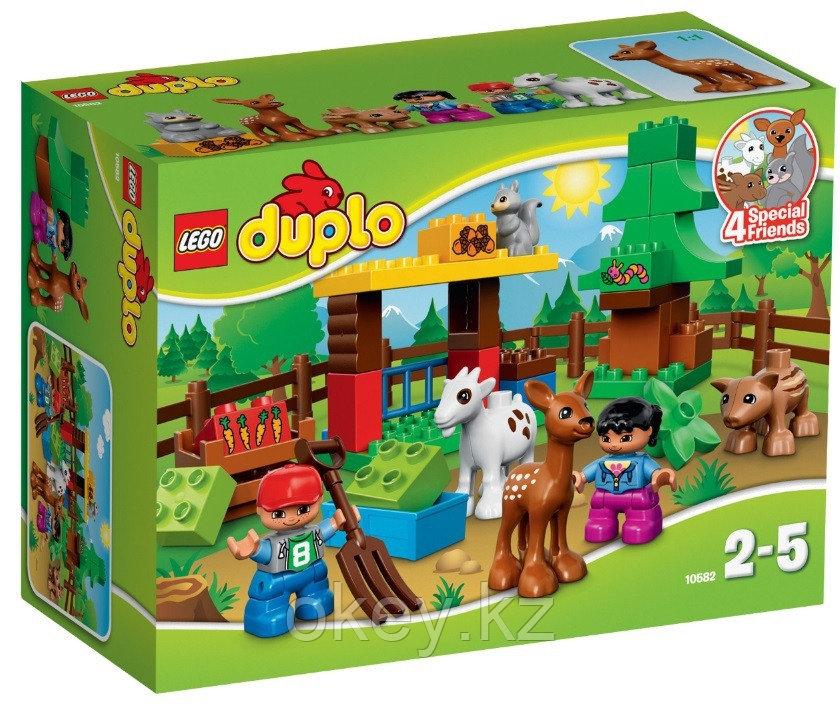 LEGO Duplo: Лесные животные 10582