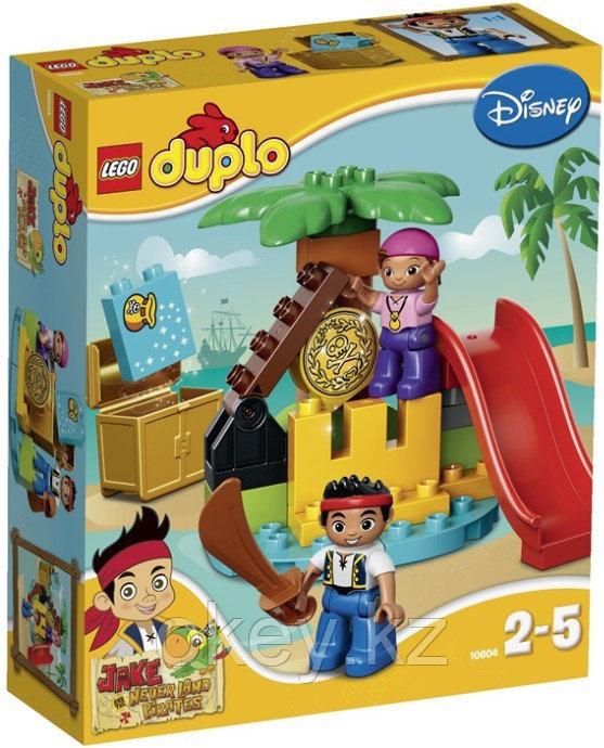 LEGO Duplo: Остров сокровищ 10604