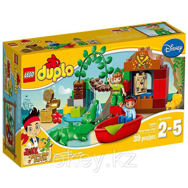 LEGO Duplo: Питер Пэн в гостях у Джейка 10526
