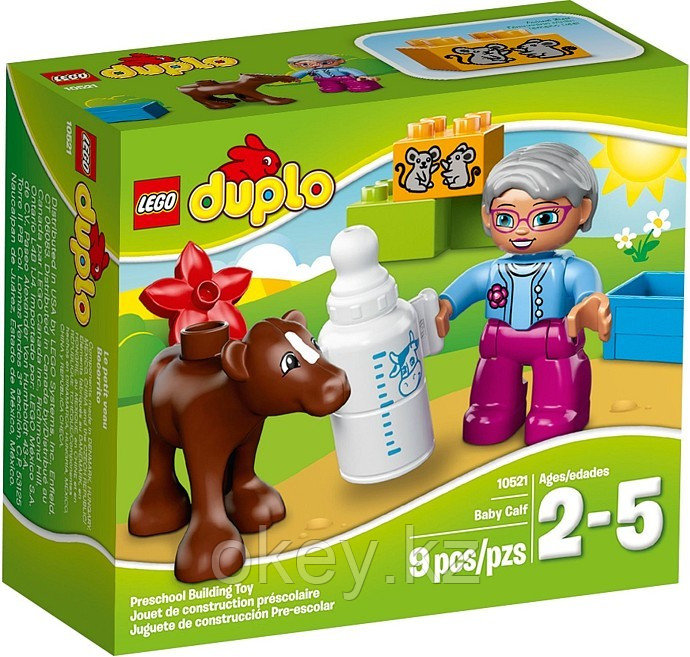 LEGO Duplo: Телёнок 10521