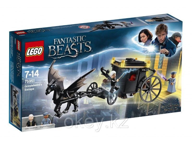 LEGO Fantastic Beasts: Побег Гриндевальда 75951