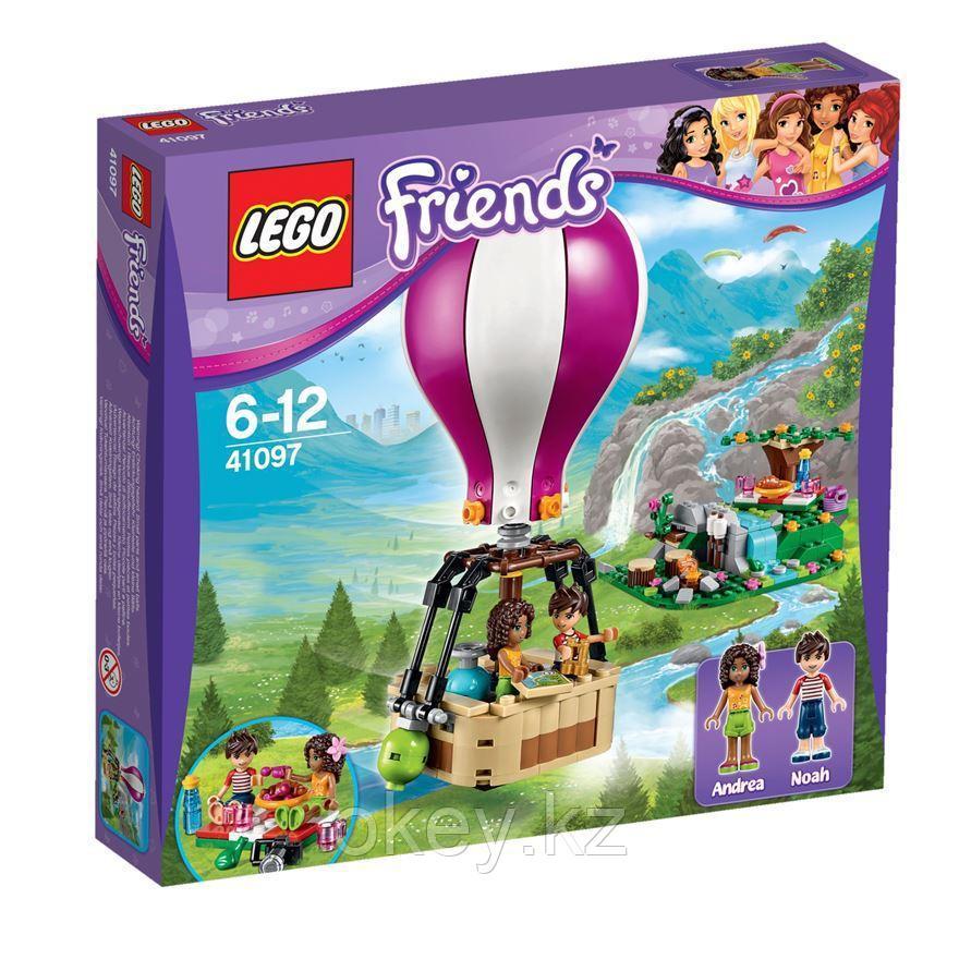 LEGO Friends: Воздушный шар 41097