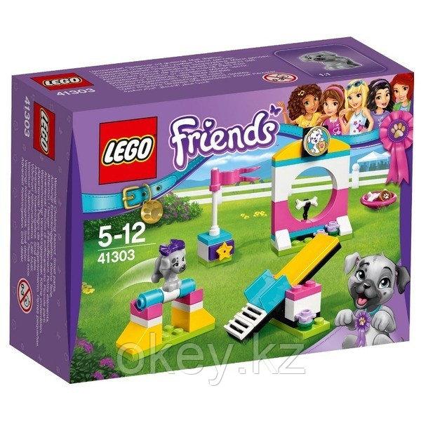 LEGO Friends: Выставка щенков: Игровая площадка 41303