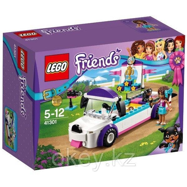 LEGO Friends: Выставка щенков: Награждение 41301
