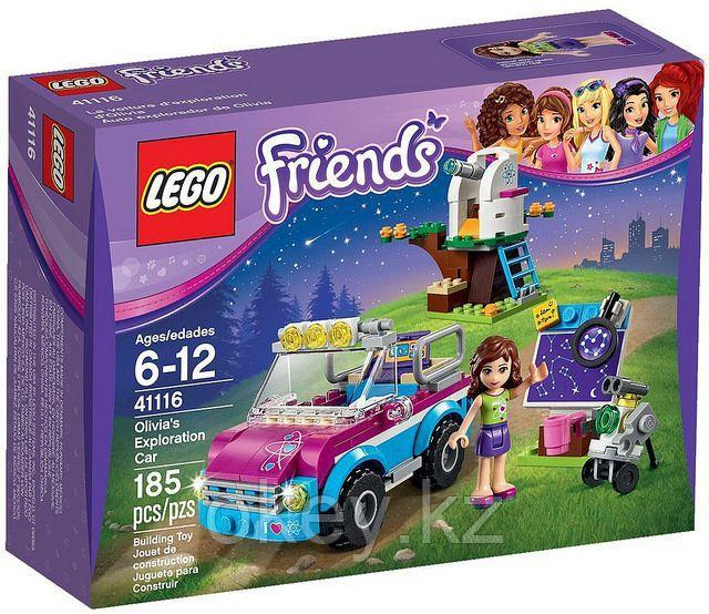 LEGO Friends: Звездное небо Оливии 41116