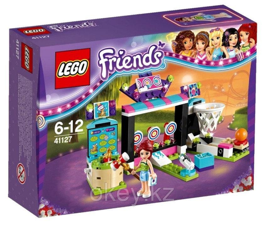 LEGO Friends: Парк развлечений: Игровые автоматы 41127