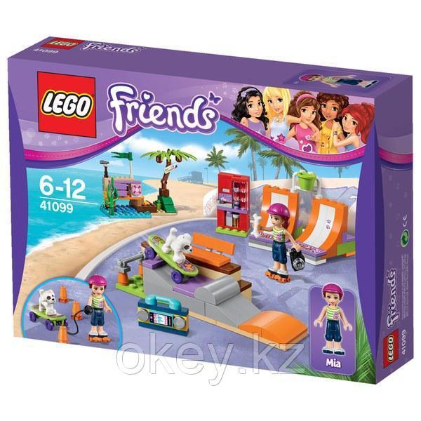 LEGO Friends: Скейт-парк 41099