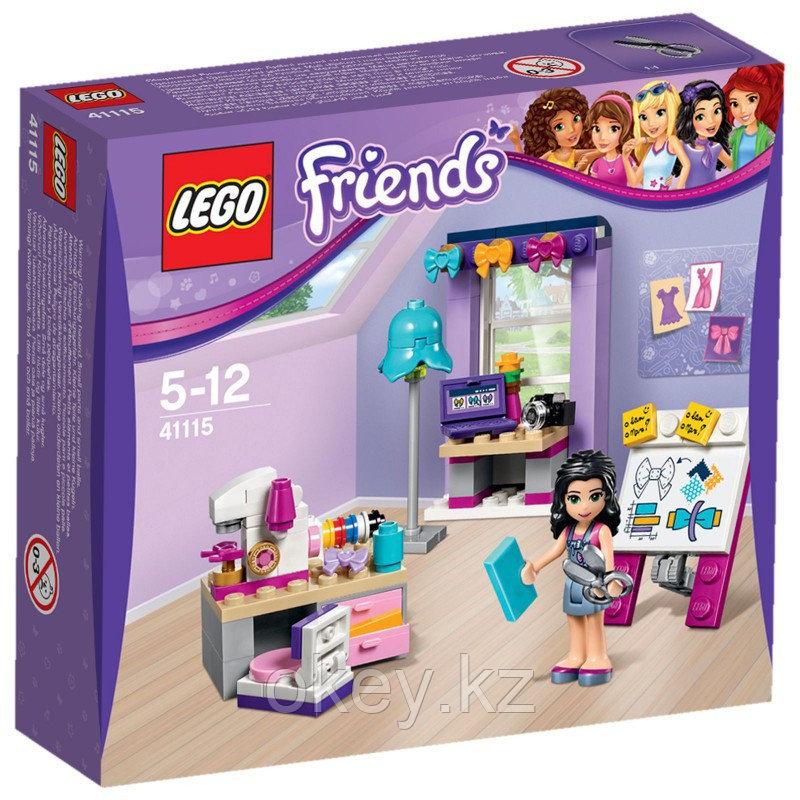 LEGO Friends: Творческая мастерская Эммы 41115