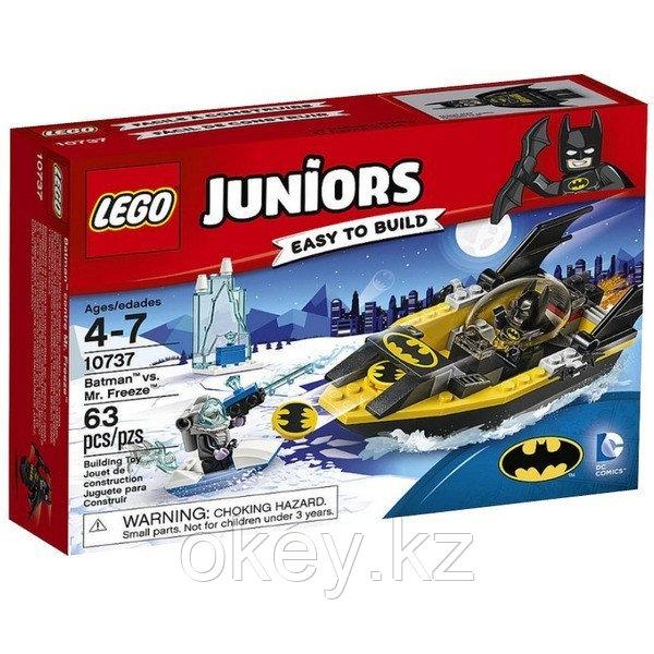 LEGO Juniors: Бэтмен против Мистера Фриза 10737