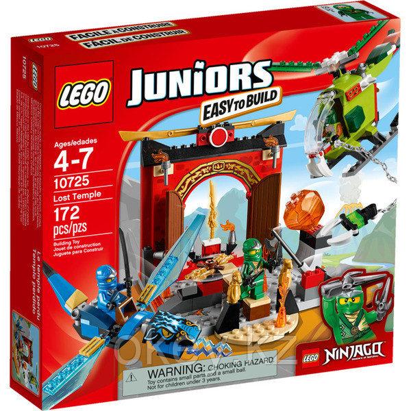 LEGO Juniors: Затерянный храм 10725